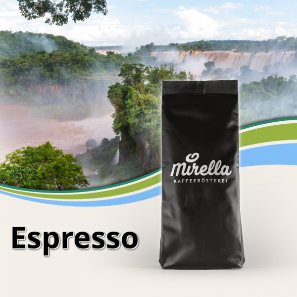 Espresso Sao Silvestre - direct trade, Projektkaffee