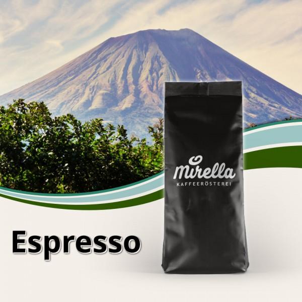 Espresso Flores del Cafe