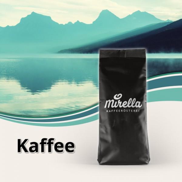 Montana entkoffeiniert - Kaffeeröstung