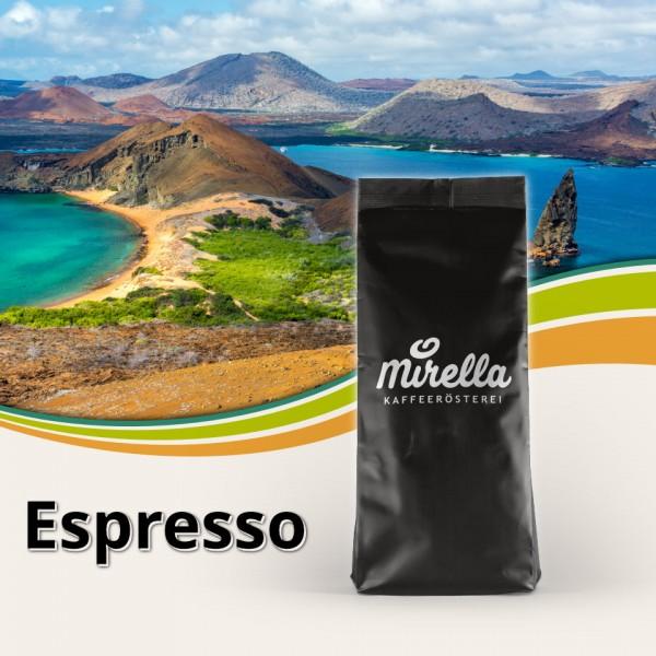 Galapagos Espresso - frisch eingetroffen