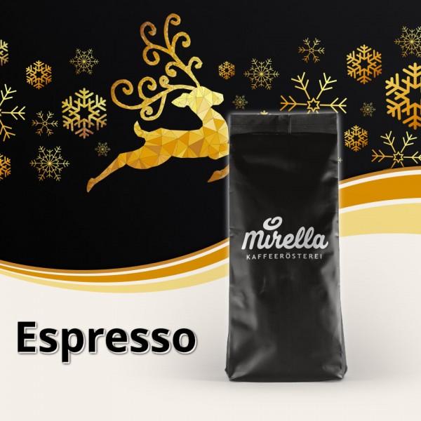 Dom. Rep. Espresso- Weihnachtsespresso 2019