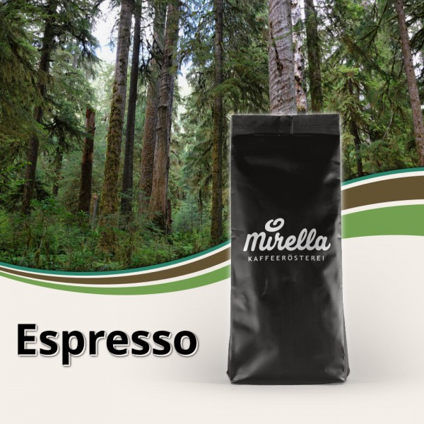 Espresso Capim Branco - direct trade
