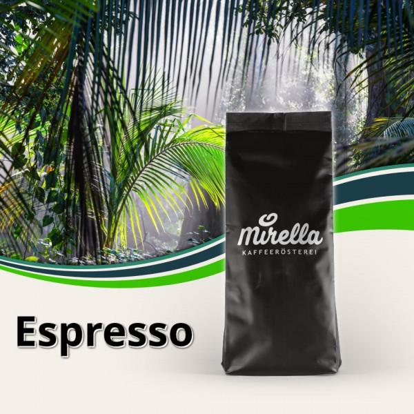 Dschungel Espresso - wilder Regenwaldkaffee - Bonga Forest