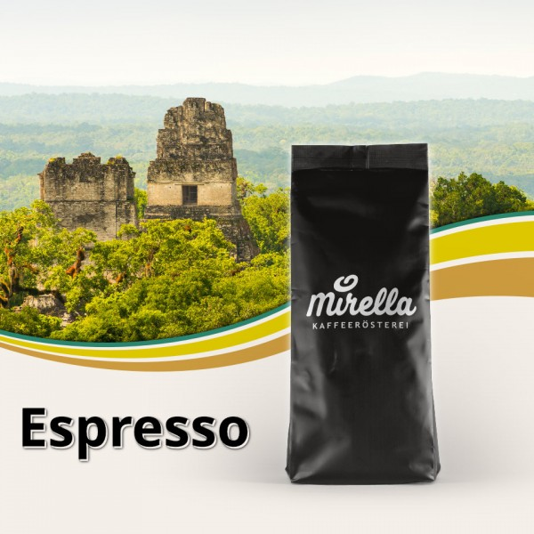 Espresso Guatemala Lampocoy Spätlese - direct trade