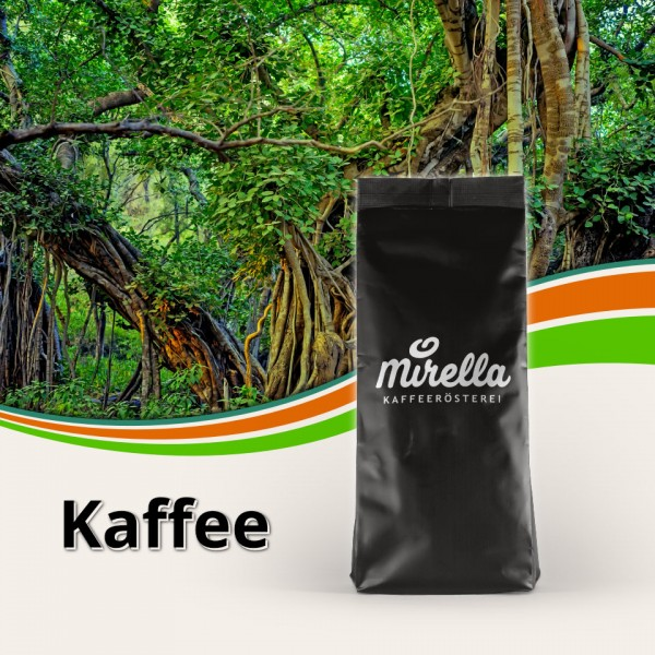 Indian Monsooned - Kaffeeröstung, kein Espresso