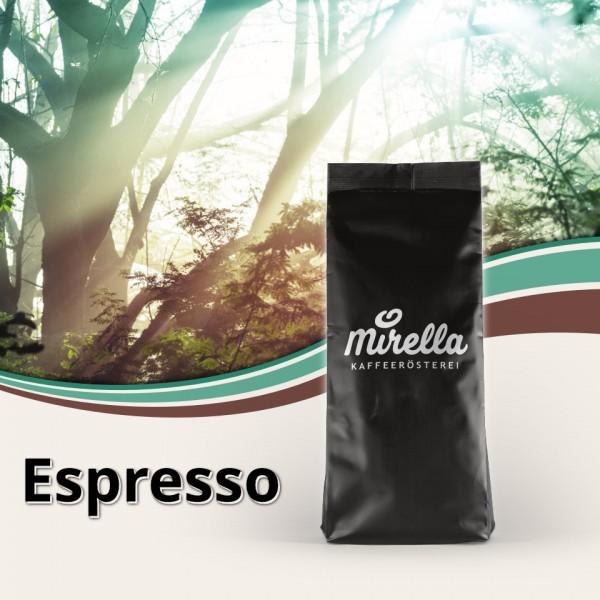 Honey Red Espresso - 100% Arabica Microlot aus Costa Rica
