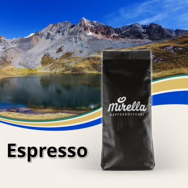Espresso Peru - fair gehandelt
